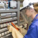 Habilitation électrique initiale électricien B1/B2/BR/BE Mesurage et vérification / BE Essai / BC